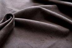 画像8: 「取寄せ」布:スウィートラヴ(色番34)ベルベット黒 /590g (8)