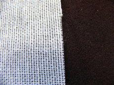 画像6: 「取寄せ」布:スウィートラヴ(色番34)ベルベット黒 /590g (6)
