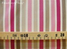 画像2: 「J即納/F在庫」廃盤はぎれ70×50:シンフォニー(ピンク・ベージュ)色番04 (2)