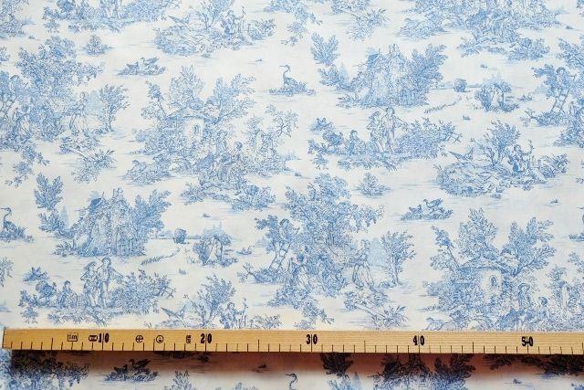 画像1: 「移動中/即納F」ミニパストラル(ブルー、小柄)/240g (1)