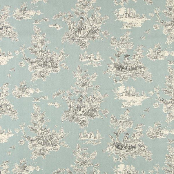 画像1: 「即納F」はぎれ70x50:ブルガード(ブルーベースグレイ)/100g (1)