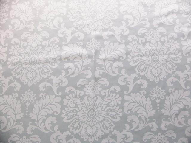 画像1: 「即納F」はぎれ75x100:オパーク・オーヌモン(ライトグレイ)/230g (1)