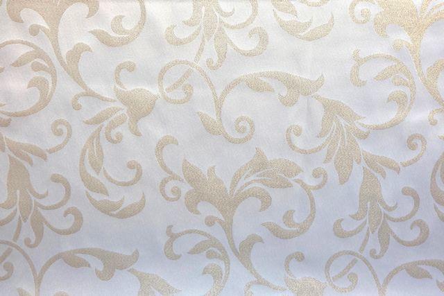 画像1: 「即納J」はぎれ70x50:グラン・オーヌモン(ジャカード、ゴールドラメ)/115g (1)