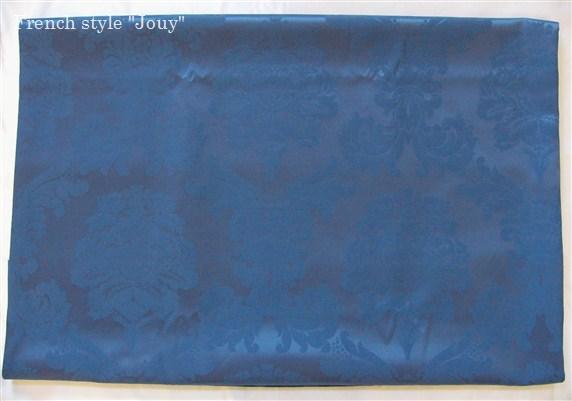画像1: 「即納J/F」はぎれ70x50:ダマスコ(色番63ロワイヤルブルー) /120g (1)