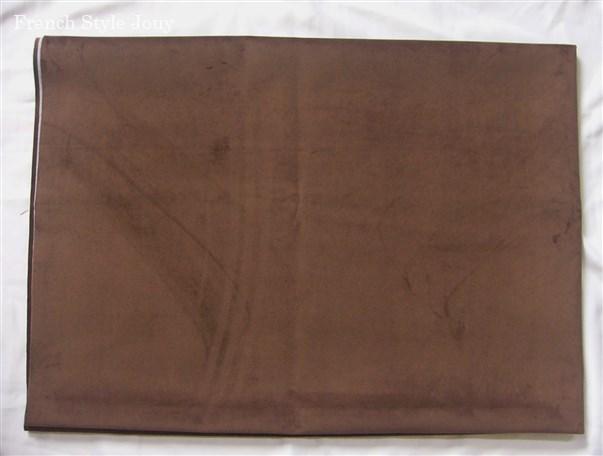 画像1: 「即納F」はぎれ70×50:スウィートラヴ(色番25)ベルベットチョコレート /148g (1)