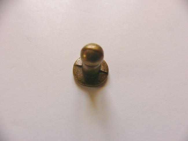 画像1: 「即納F」つまみ金具5mmアンティークゴールド/10g (1)
