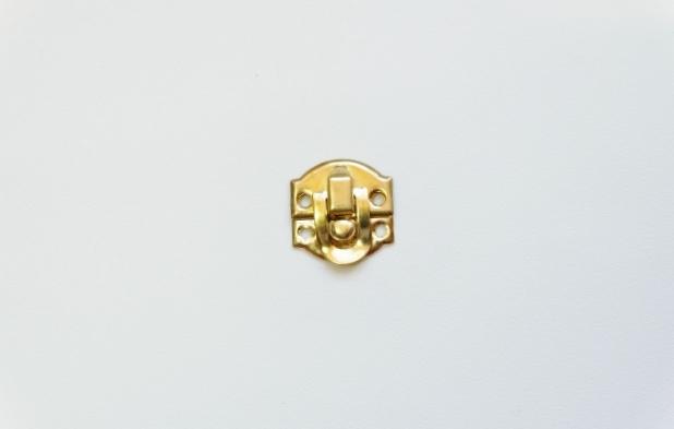 画像1: 「即納J」 留め金具20x21mmゴールド /8g (1)
