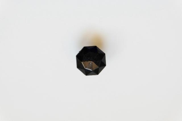 画像1: 「即納F」取っ手:ポリエードル(黒) /55g (1)