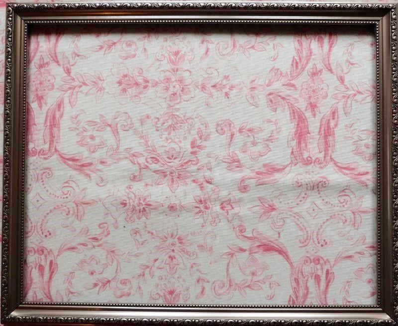 画像1: 「F在庫」はぎれ70×50:ピアーヴ(麻混、麻色ベースピンク)色番3 (1)