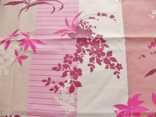 画像1: 「取寄せ」布:撥水加工リミニ(ピンク)長さ50cm単位 /180g (1)