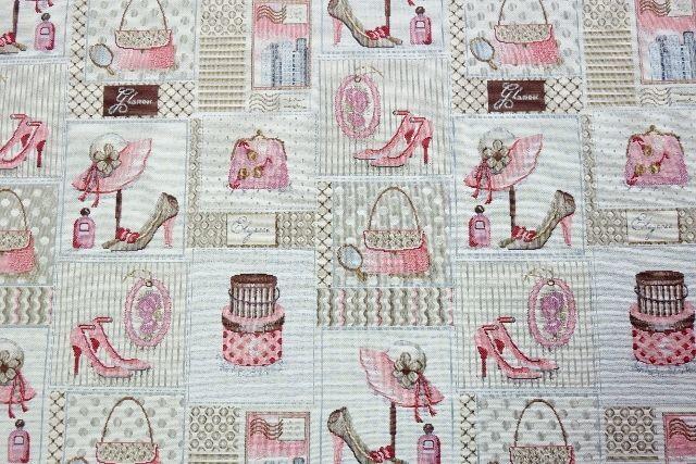 画像1: 「J即納」はぎれ70×48:ゴブラン織り グラムール / 150g (1)