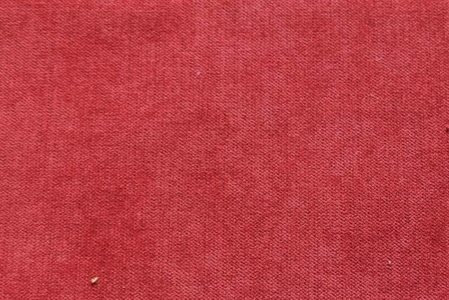 画像1: 「取寄せ」布:ドゥスール(色番36)ベロアブリック /500g (1)