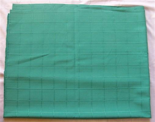 画像1: 「即納J/F」廃盤はぎれ70×50:イシス(色番55)ブルーグリーン/100g (1)