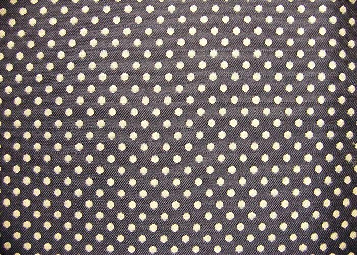 画像1: 「即納J」廃盤はぎれ70×50:プランス(マリンブルーベース麻色) / 120g (1)
