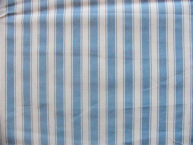 画像1: 「即納J」はぎれ70×50:ルーアン(ストライプ、水色)/ 95g (1)