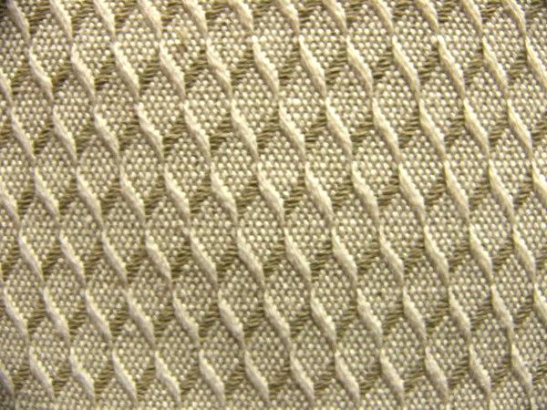 画像1: 「即納F」廃盤はぎれ70×50:アンタンポレル(グラフィック、麻色) / 125g (1)