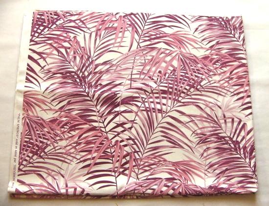 画像1: 「即納F」はぎれ70×50:パーム・スプリングス(ピンク) / 90g (1)