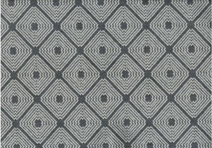 画像1: 「取寄せ」布:ロレンザッチオ(ジャカード、グレイ)/720g (1)