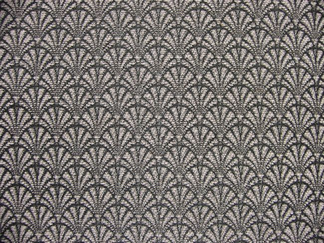 画像1: 「即納F」はぎれ70×50:マニフィーク(ジャカード、ナチュラル)/155g (1)
