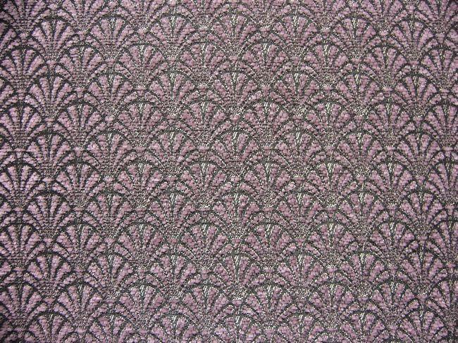 画像1: 「即納F」はぎれ70×50:マニフィーク(ジャカード、ピンク)/155g (1)