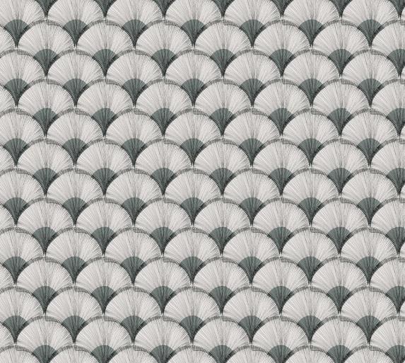 画像1: 「取寄せ」布:パピルス(クリームベースグレイ)/380g (1)
