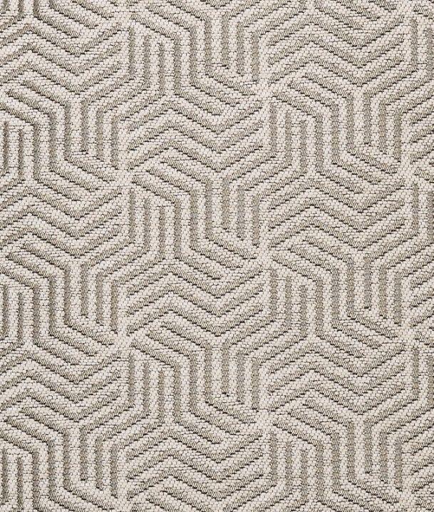 画像1: 「即納F」はぎれ69×50:ヴェルティゴ(ジャカード、ナチュラル)/155g (1)