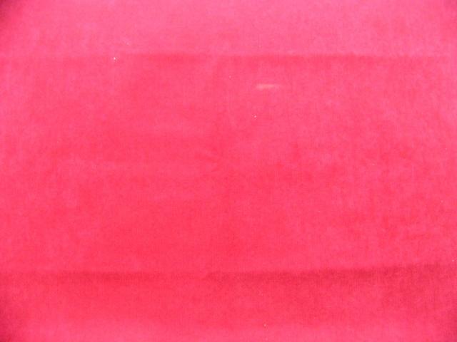 画像1: 「取寄せ」布:ドゥスール(色番25)ベロアルビー /500g (1)