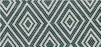 画像1: 「取寄せ」布:フォークロア(ジャカード、 ブルーカナル)/650g (1)