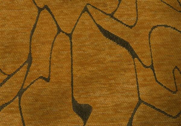 画像1: 「取寄せ」布:ミネラル(ジャカード、 オークル)/600g (1)