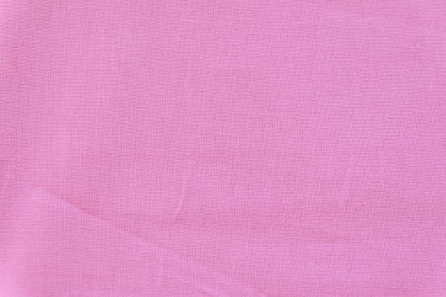 画像1: 「即納J」 はぎれ75×50:薄手コットン無地(色番43 ピンク)/75g (1)