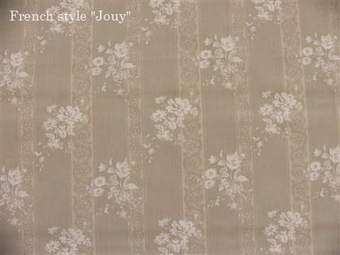 画像1: 「即納J/即納F」布:エルザ(ベージュベース)長さ50cm単位 /80g (1)