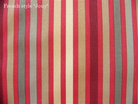 画像1: 「移動中」廃盤はぎれ70×50:シンフォニー(赤・グレイ)色番08 /95g (1)