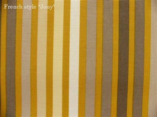 画像1: 「移動中」はぎれ70×50:シンフォニー(マスタード・トープ)色番07 /95g (1)